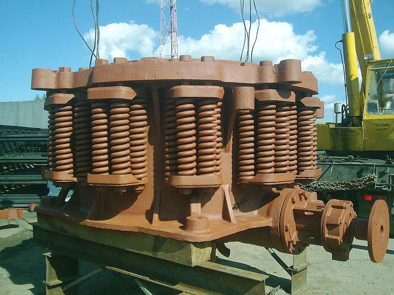 Конусная дробилка ксд - 1750 молотковая дробилка для зерна в Ижевск